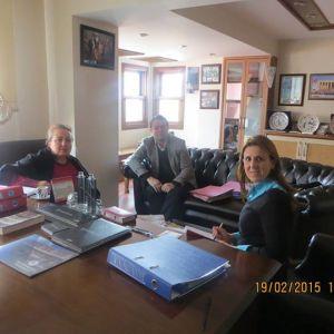 IZMIR TSE DEN EBRU BALI HANIMEFENDİ AND OUR CHAMBER'S QUALITY MANAGEMENT SYSTEM SURVEILLANCE STUDIES