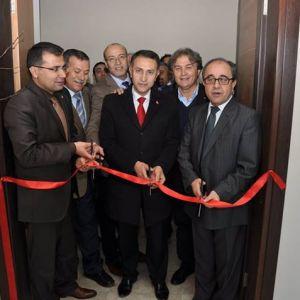 Pamukkale Üniversitesi Buldan Meslek Yüksekokulun'da Gerçekleştirilen Seramik Atölyesinin Açılışı ve Mini Defile