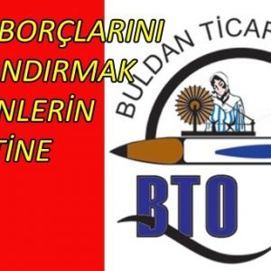 IMPORTANT EXPLANATION FROM BULDAN CHAMBER OF COMMERCE