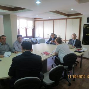 TOBB Buldan Chamber of Commerce 11th term midterm accreditation meeting