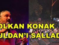 FESTİVALİN FİNALİ VOLKAN KONAK'LA MUHTEŞEM OLDU !