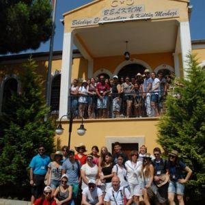We hosted the DENİZ TEMİZ-TURMEPA delegation.