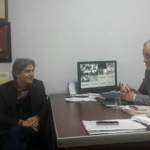 Tural Ticaret, one of the leading white goods companies of Buldan registered in our room, visited ..