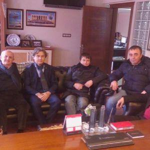 Izmir Buldanlılar Association Visit.