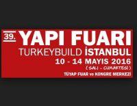 YAPI FUARI - TURKEYBUILD İstanbul 2016