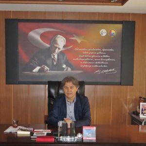 Başkan Baştürkmen '' Çanakkale Ruhu 101 yaşında.''
