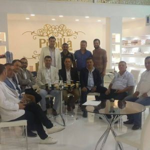 WE VISITED OUR COMPANIES AT 22nd HOME TEXTILE FAIR