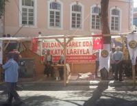16.Buldan Dokuma Kültür ve El Sanatları Festivali