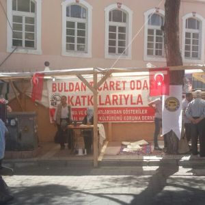 16th Buldan Weaving Culture and Handicrafts Festival