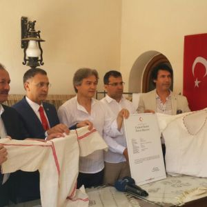 Buldan Cloth geographic sign certificate was received.