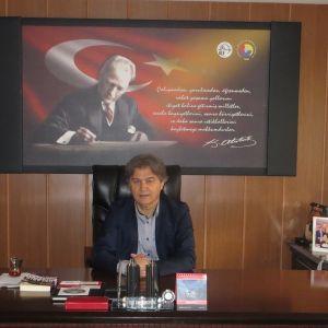 November 24 Teachers' Day message from Mayor Baştürkmen.