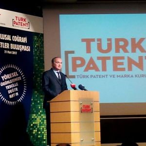 1st National Geographical Signs Meeting was held in TURK PATENT