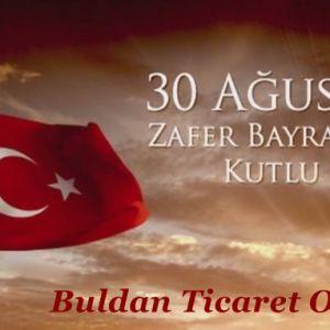30 Ağustos Zafer Bayramı'nın 96. yıldönümü kutlu olsun