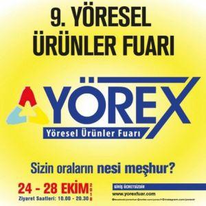 YÖREX 9th Regional Products Fair