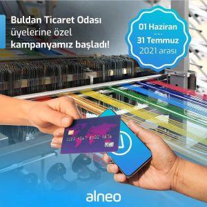 Alneo'dan Siz Değerli Üyelerimize Özel Kampanya